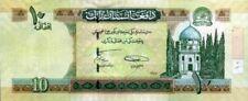 Afghanistan 2008 billet neuf UNC de 10 afghanis pick 67Aa SH 1387