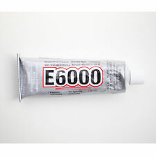 E6000 Glue 110ml 3.7 fl.oz. Multi Purpose Strength Adhesive Waterproof Eb191