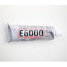 E6000 Glue 110ml 3.7 fl.oz. Multi Purpose Strength Adhesive Waterproof Eb191