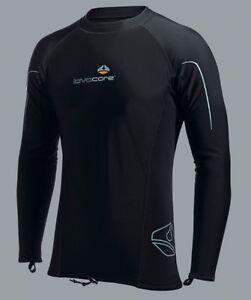 LAVACORE Langarm Shirt Herren - NEU vom Fachhandel !!!
