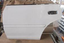 TOYOTA JZX100 CHASER 1JZGTE bare door shell white rear passenger L/H side #7