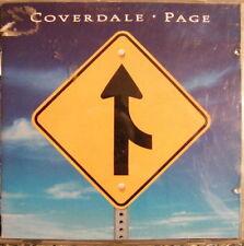 CD Coverdale + Page / Rock Album 1993