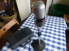 Vintage 'RCA Pill Style' Ribbon Microphone.(2of2). Please read discription.