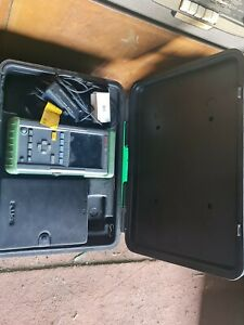 Bosch PMS 100 Portable Automotive Oscilloscope Fluke 98 in case