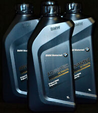 4x1 Liter Original BMW Advantec Ultimate 5W-40 Motorradöl C600 Sport C650 GT