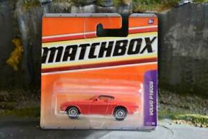 Matchbox - Volvo P1800S - 17/75 - Sealed