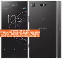 "SONY XPERIA XZ1 COMPACT G8441 4gb 32gb 19mp Fingerprint 4.6"" Android Smartphone"