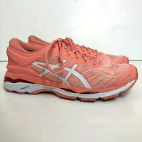 ASICS Gel Kayano 24 Women's Size US 8.5 Athletic Running Shoes Peach T799N