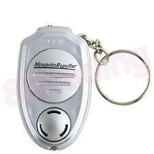 Electronic Ultrasonic Sound Pest Insect Mosquito Repeller Control With Keychain