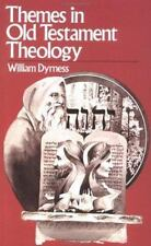 Themes in Old Testament Theology-Free Shipping