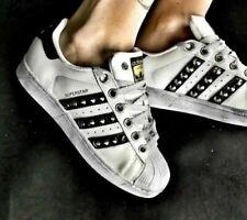 scarpe adidas superstar donna bianche e argento