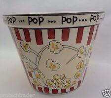"Kitchen Prep 101 Table Tops Unlimited Large Popcorn Bowl 9"" Diameter"
