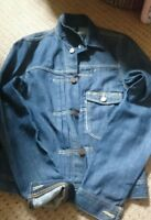 Lee Jacket Slim Fit Blue Sz M - New with tags