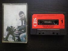 K7 CASSETTE audio PREFAB SPROUT : STEVE McQUEEN (Cbs Records 1985 envoi suivi)