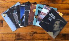 Townes Van Zandt Vinyl 9 records - Austin City Limits RSD Sky Blue Old Quarter