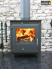 Defra Approved iStove 5kw Wood Burning Multi fuel, Wood Burner Modern Stoves