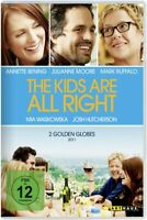 THE KIDS ARE ALL RIGHT - MOORE,JULIANNE/BENING,ANNETTE   DVD NEUF