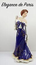 Stunning Franklin Mint Elegance de Paris Diana Vreeland Figure