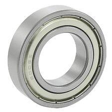 25mm ID 47mm OD 12mm Width Deep Groove Doubleielded Wheel Axle Ball Bearing