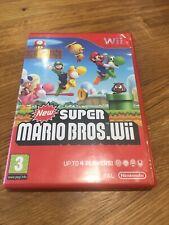 Nintendo Wii Nuevo Super Mario Bros