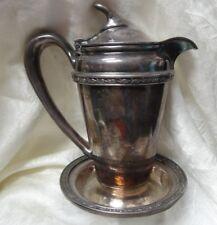 """Antique Creamer From The Granada Lbarth & Company 5.5"""" Tall 4.5"""" Wide"""