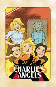 SAN DIEGO COMIC CON 2018  EXCLUSIVE CHARLIE'S ANGELS #1
