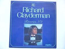 RICHARD CLAYDERMAN Reveries N°2  DEL 2/700056