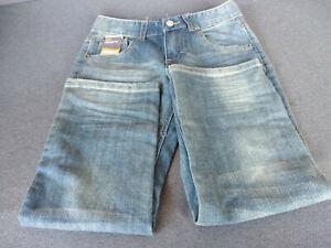 Lee Boys Straight Leg Performance Stretch Jeans Light Wash Size: 8