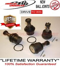LIFETIME Premium Ball Joint Kit K3161T K3134T for Jeep Comanche 4x4 1990 - 1993