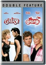 Grease/Grease 2 DVD Region 1