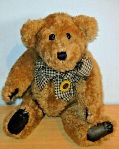 BOYDS Jointed TEDDY BEAR vgc