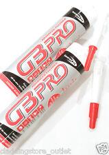 GB PRO General Purpose Adhesive Glue Tube For Bathroom Panels Wall Cladding