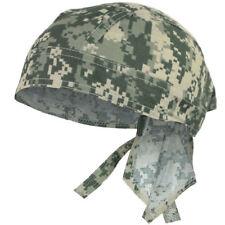 Mil-Tec 100% Cotton Bandana - Headwear Classic Military Cut Scarf UCP At-Digital