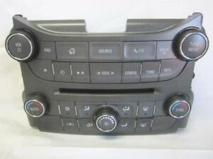 OEM 2013-2016 Chevrolet Malibu Radio & Temperature Control Heater AC HVAC NEW