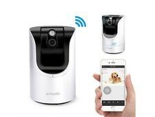 Zmodo ZH-IZV15-WAC 720p HD Pan Tilt WiFi Smart Home Camera