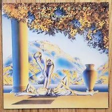 THE MOODY BLUES - THE PRESENT LP VINYL  1983 STEREO ORIG TRL-1-2902 NM-