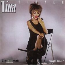 TINA TURNER: PRIVATE DANCER - UK PROMO CD (2009) 10 TRACKS - ORIGINAL ALBUM