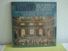 Joseph Haydn - Die Schöpfung - NEU IN FOLIE - A. Schönberger Chor, Gustav Kuhn