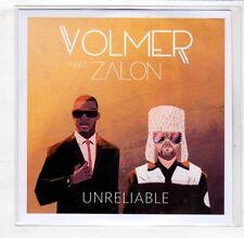 (HC641) Volmer ft Zalon, Unreliable - 2016 DJ CD