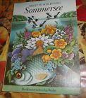 DDR Pappbuch - Sommersee   + Bilderbuch mit Pappseiten kInderbuchverlag Berlin