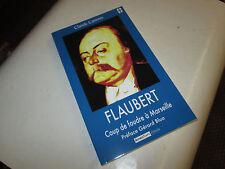 FLAUBERT . COUP DE FOUDRE A MARSEILLE ..C.CAMOUS..AUTRES/TEMPS..NEUF .