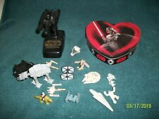 PRE-OWN Misc. StarWars Items Toys, Heart Tin FROM Estate /Storage Units
