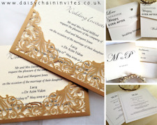 Wedding Invitations, Cheap Personalised Wedding Invites, free envelopes from 60p