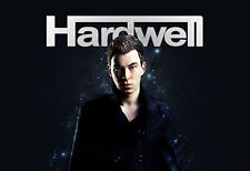 Framed Print - Dutch DJ Hardwell (Big Room House Electro House DJ ASOT Ultra)