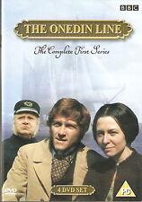 THE ONEDIN LINE - Series 1. Jane Seymour, Peter Gilmore (4xDVD BOX SET 2007)