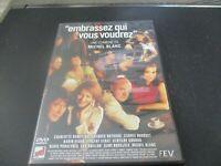 """DVD """"EMBRASSEZ QUI VOUS VOUDREZ"""" Michel BLANC, Jacques DUTRONC, Karin VIARD"""