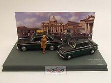 Taxi Piazza San Pietro Roma 1956 Alfa Romeo 1900 E Fiat 1100 1:43 Rio4331D Model