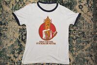 "Vintage Save The Fox (Theatre) Atlanta Landmarks Pin Back 2"""