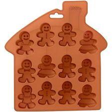 Moule à petits bonhommes de Noël - Wilton