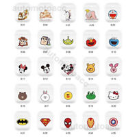 Cute Disney Cartoon Holder Earphone Cover For Apple New Airpods Charging Case